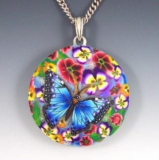 Ustvarjalna delavnica: Izdelajmo unikatni nakit v tehniki mille fiori - Novo mesto, 18. in 19. 3. 2014