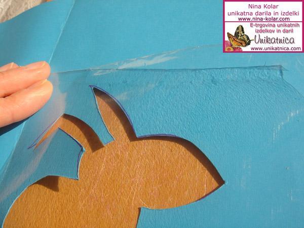 Ustvarjalne ideje - Velikonočna vrečka - Velika noč 2013