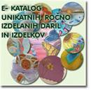 Brezplačen e-katalog unikatnih daril in izdelkov