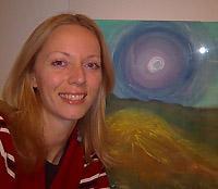 Nina Kolar, avtorica unikatnih daril in izdelkov