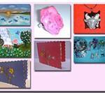 Unikatna poslovna darila - unikaten nakit, unikatne voščilnice, unikatne slike.