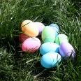 Barvanje pirhov - Velika noč in barvanje velikonočnih jajc