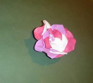 Vrtnica iz Fimo in Cernit mase