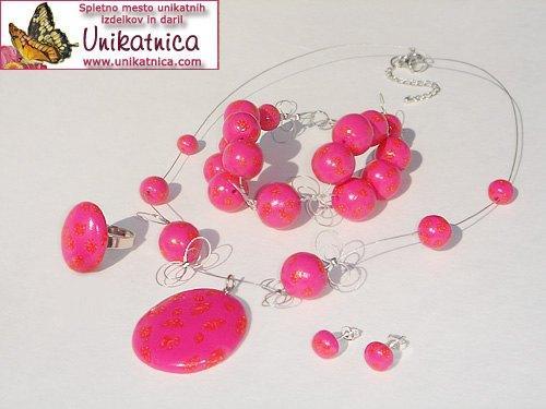 Sončni nakit - unikatni nakit za ženske za posebne priložnosti