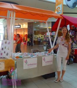 Ustvarjalna tržnica Qlandia Novo mesto 13. 6. 2014, Nina Kolar