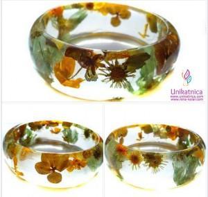Cvetlični nakit - zgodba o nastanku čudovite cveltične kolekcije ročno izdelanega nakita