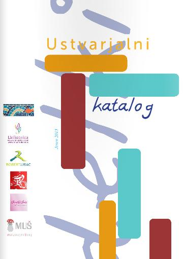 Ustvarjalni katalog 2015 - jesen