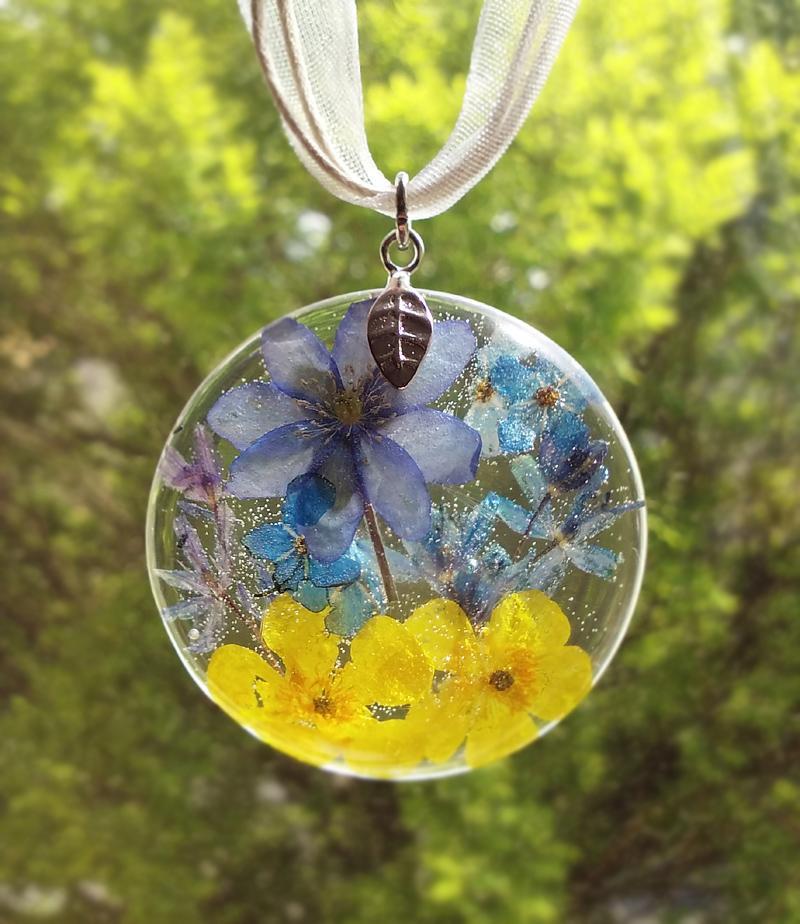 Cvetlični nakit - nova pomladna kolekcija