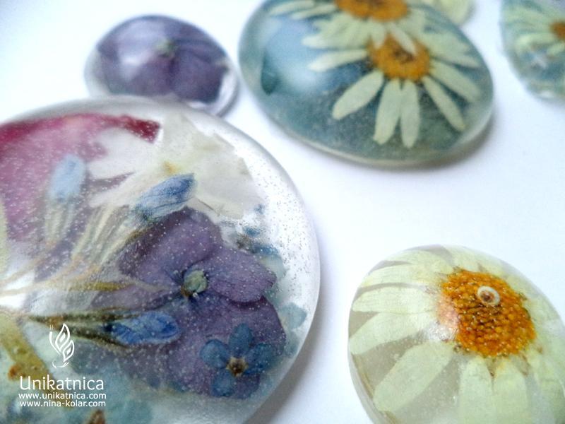 Cvetlični nakit - nedokončan