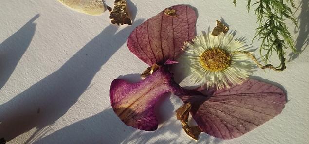 Zimska kolekcija cvetličnega nakita - engeli in vile